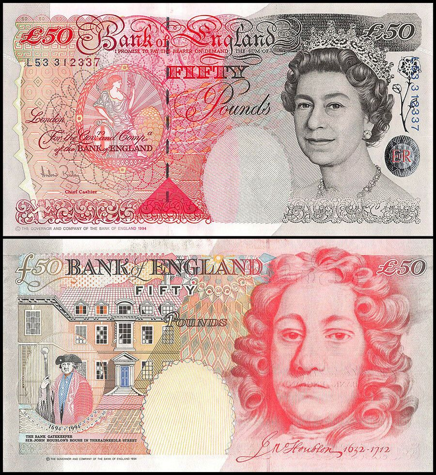 UK currency